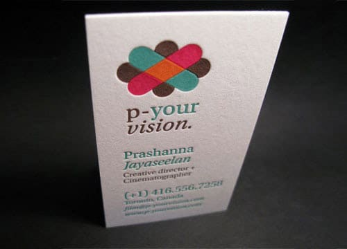 Business Card for: Prashanna Jayaseelan