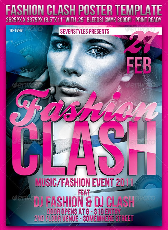 Flyer Templates 30 Premium Party Advertisement Designs Designrfix