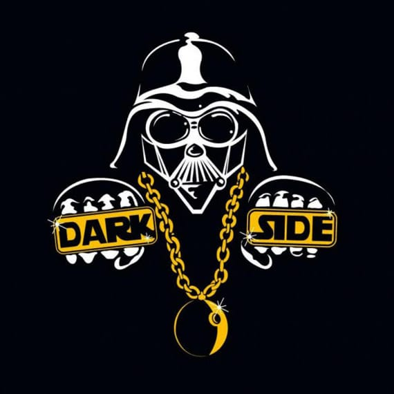 Dark Side - iPad Wallpaper