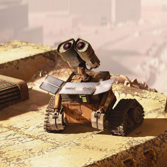 Walle - iPad Wallpaper