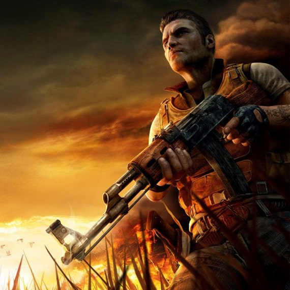 Far Cry 2 - iPad Wallpaper