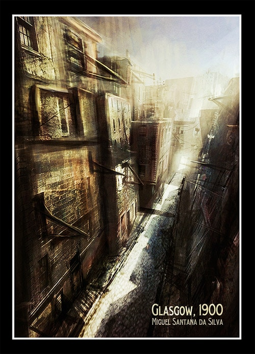 How to Create Cityscape Concept Art