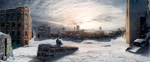 Create a Panoramic Photo Manipulation in Photoshop (Part 1: Making The Panorama)