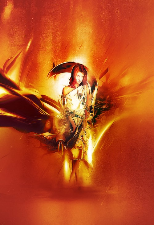 Create Abstract Photo Manipulation with 3D Render Pack in Photoshop