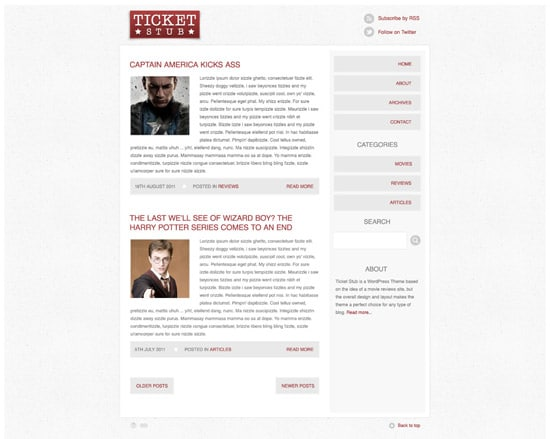 How To Create a Blog Theme Concept in Photoshop