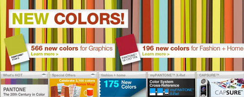 13 New Color Trends For 2012