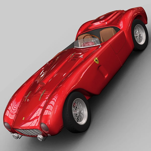 3d Models: 60 Hand Picked Premium Model Cars - designrfix com