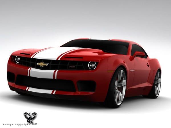 Chevrolet Camaro Xtreme