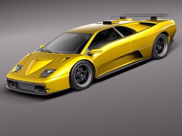 Lamborghini Diablo GT 1999