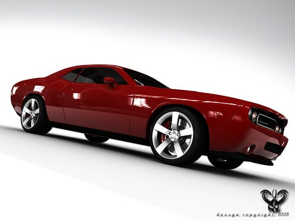 Dodge Challenger RT 2009