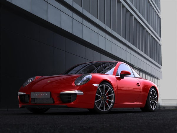 Porsche 911 Carrera S 2012 by dessga