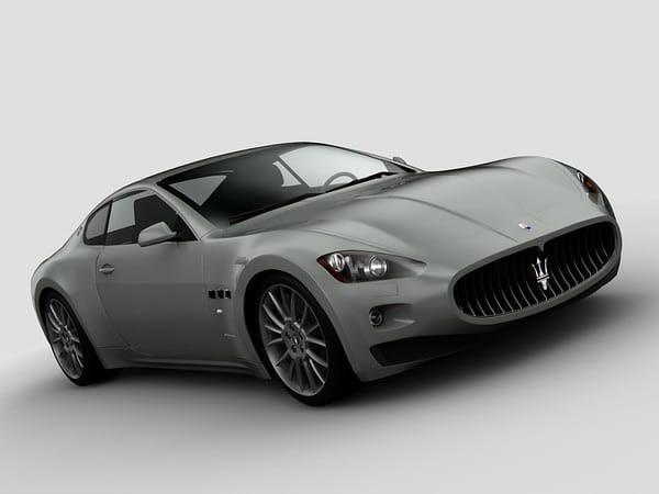 Maserati GranTurismo S 2009 automatic