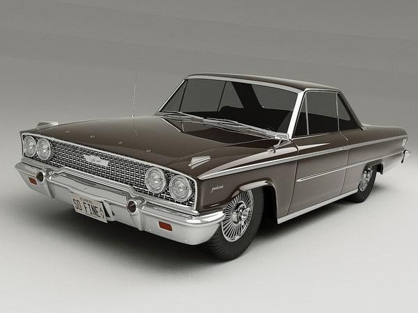 Retro Cars Collection V11
