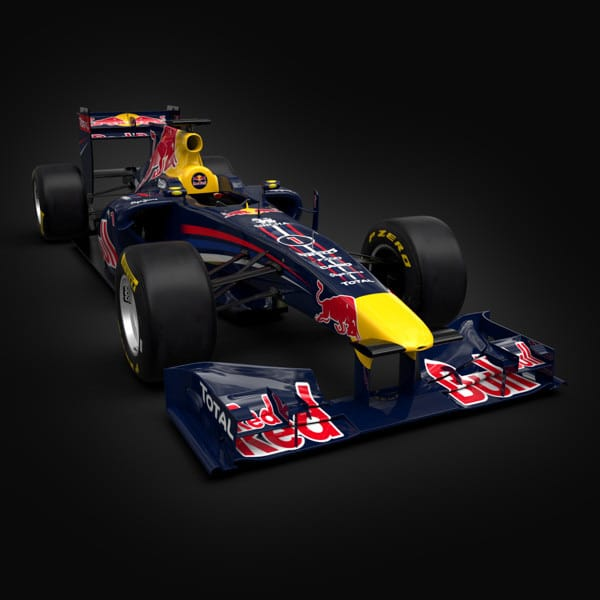 F1 2011 Pack - Ferrari McLaren Red Bull by cgshape