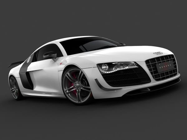 Audi R8 GT 2011 by dessga