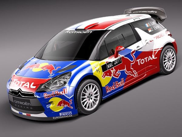 Citroen DS3 WRC by squir