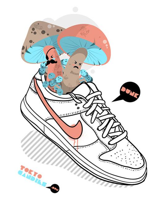 I art sneakers 2