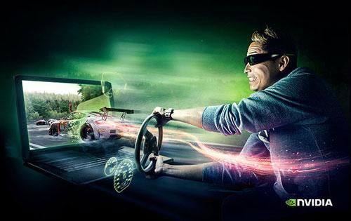 Nvidia - 3D Your PC 2
