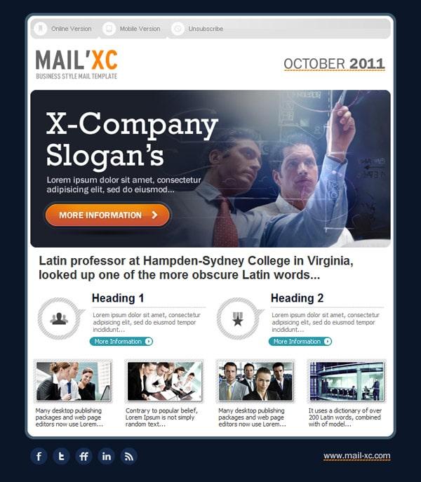 Mail'XC