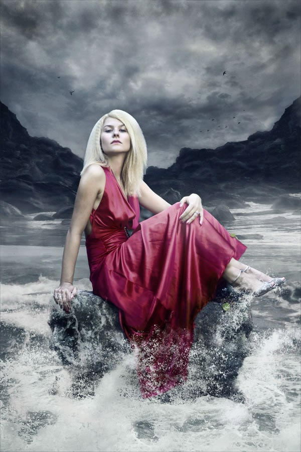 Create a Serene Fantasy Photo Manipulation