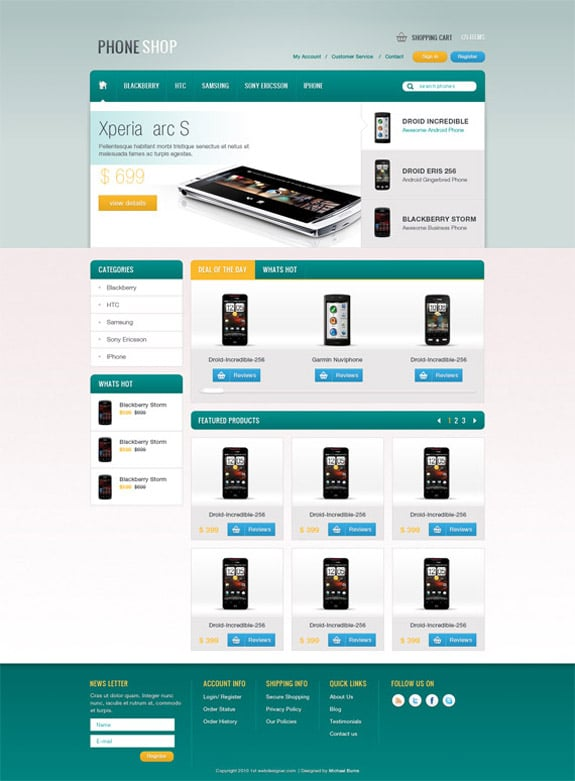 Designing A Website 30 Great Web Design Tutorials designrfix