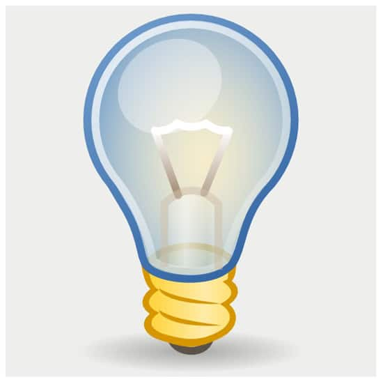 How to Create a Vector Light Bulb Icon with Inkscape