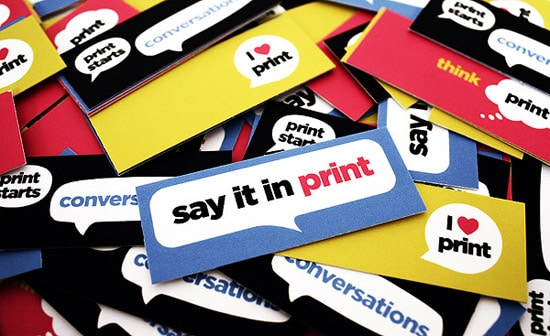 Design and Print Bold Promo Cards in 60 Minutes