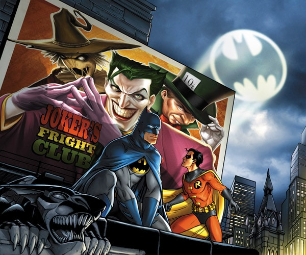 Batman: Joker's Fright Club