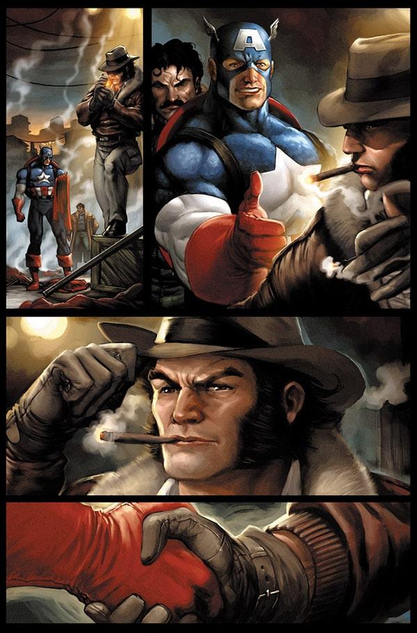 Uncanny X-men 268 page 5