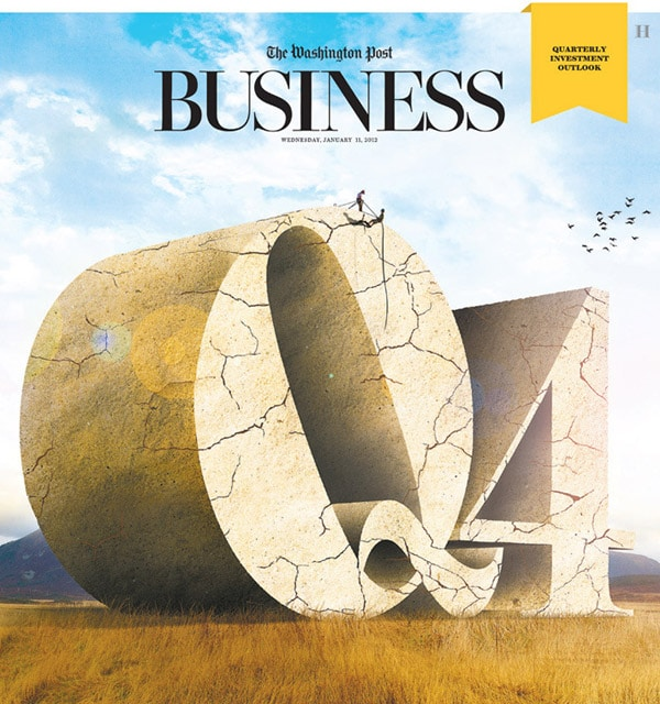 Washington Post – Q4 Cover
