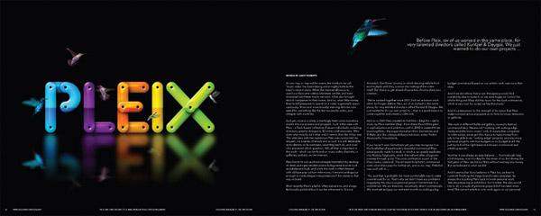 Lifelounge Magazine Spreads