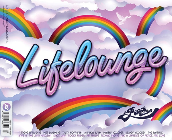 Lifelounge Magazine Covers