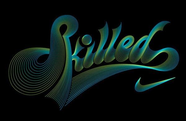 Nike – Skilled Type Treatment