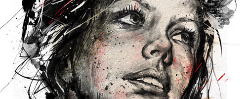 Russ Mills: Artist Of The Day