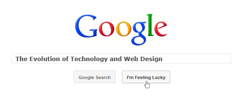 The Evolution of Technology and Web Design