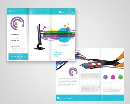 Internet Provider Brochure