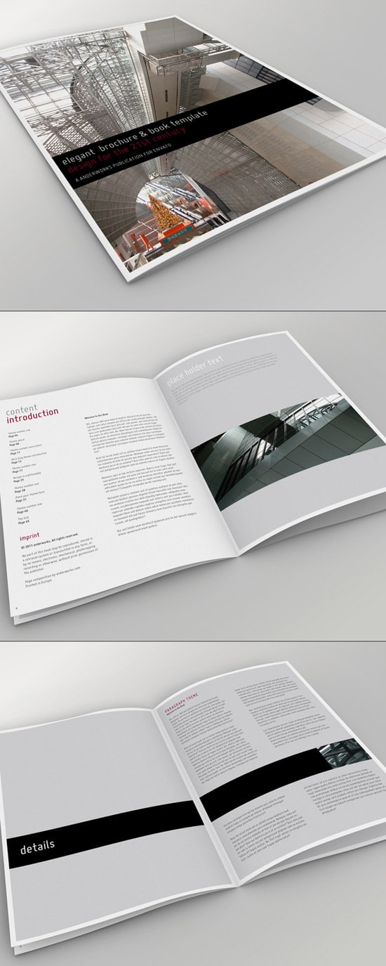 Brochure Templates Very Affordable High Quality Designs - Elegant brochure templates