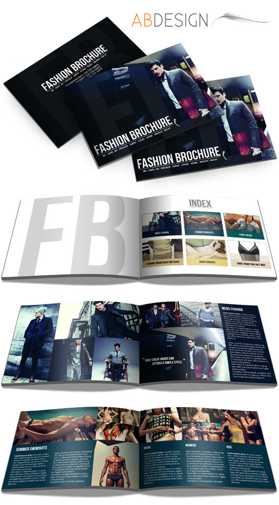 A5 Brochure / Catalogue