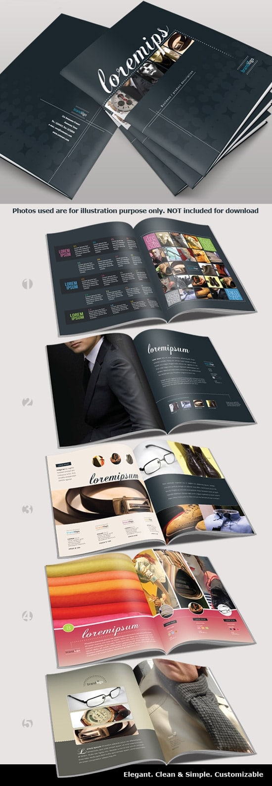 Catalogue Brochure