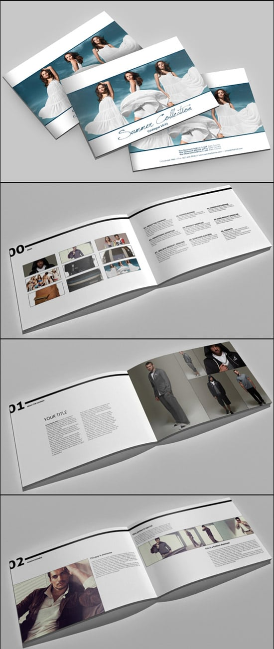 Portfolio / Catalogue