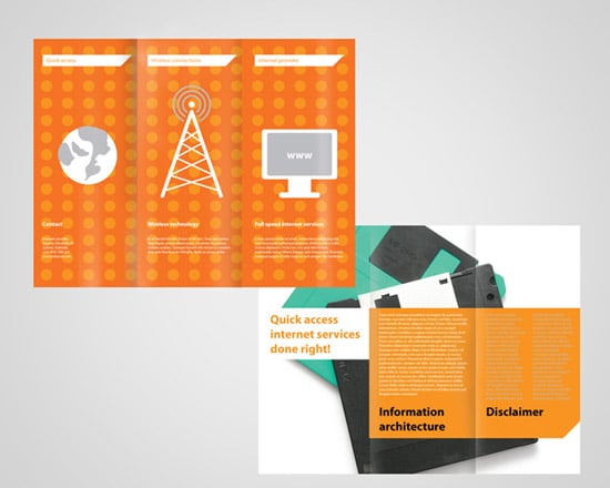 Internet Provider Brochure #2