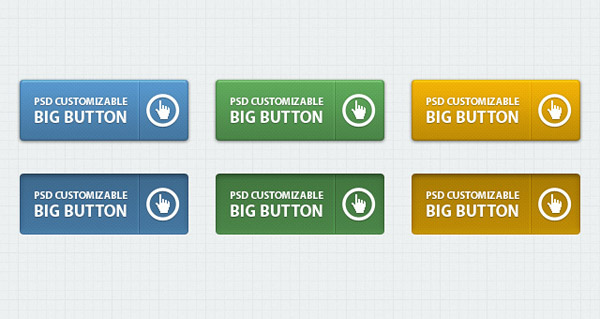 Classic Psd Web Buttons Vol 1