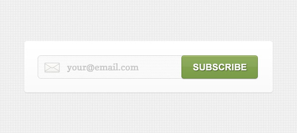 Newsletter Box (PSD)