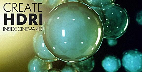 Create HDRI in Cinema 4D