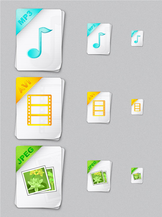 Quick Tip: Create Your Own Set of File Icons
