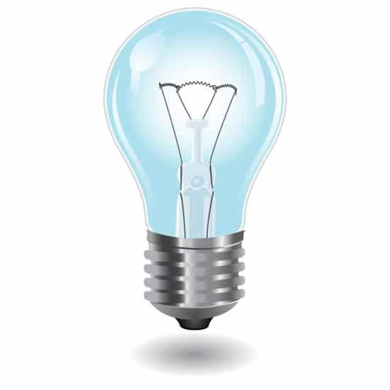 Create a Semi-Realistic Light Bulb in Adobe Illustrator