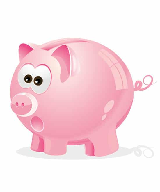 How to Create a Cute Piggy Bank in Perspective with Adobe Illustrator