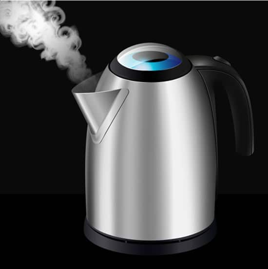 How to Create a Steaming Kettle Using Adobe Illustrator CS5 and VectorScribe