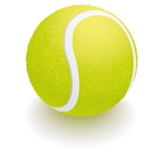 How to Create a Tennis Ball Using VectorScribe and Adobe Illustrator