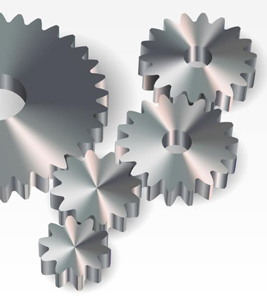 How to Create Proper Gears Using the Dynamic Shapes Tool, PathScribe Tool and Adobe Illustrator
